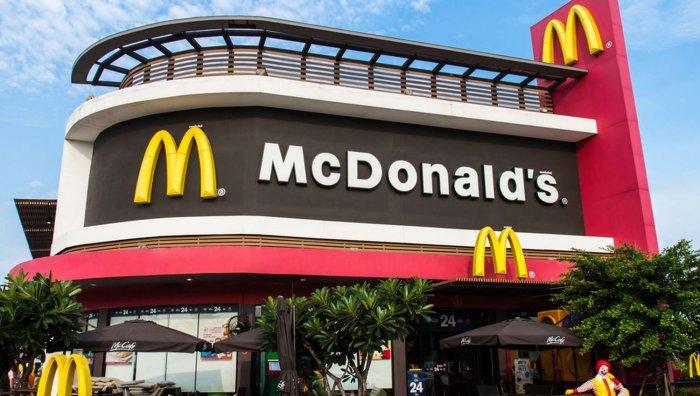 McDonald's одна из раскрученных франшиз в мире